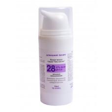Пилинг-маска №28 с фитиновой, койевой кислотой 27% Acid ph 3.2 50мл